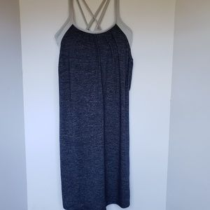 Athleta Hidden Agenda Dress with built in bra